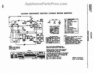 Parts For Frigidaire Wdg546rbs0  Wiring Diagram Parts