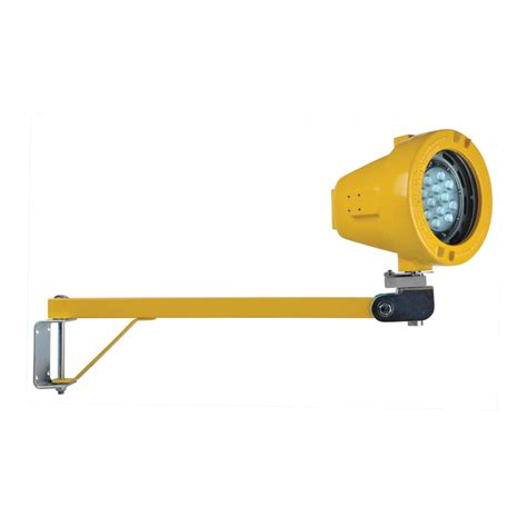 dlx explosion proof led task light lighting