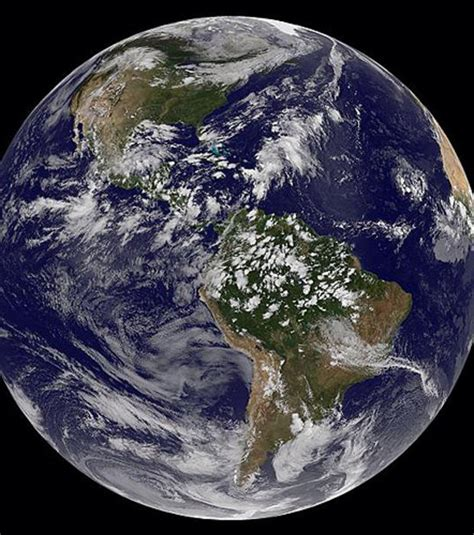 photo la terre vue depuis l espace le 7 septembre l
