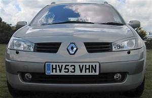 Renault Megane Sport Tourer 2004 Road Test