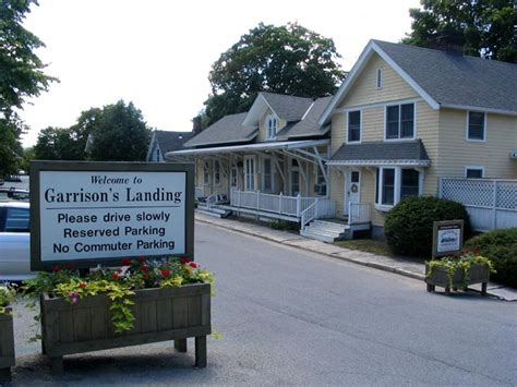 Garrison's Landing, Garrison, New York
