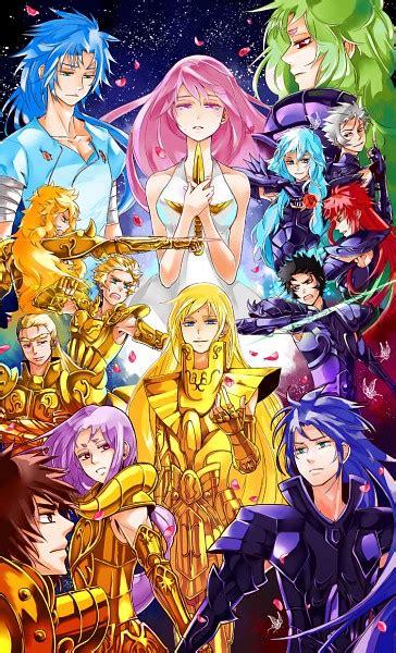 saint seiya knights   zodiac mobile wallpaper