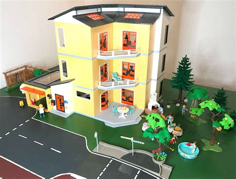 Modernes Haus Playmobil by Playmobil Teppiche Stunning Playmobil Teppich With
