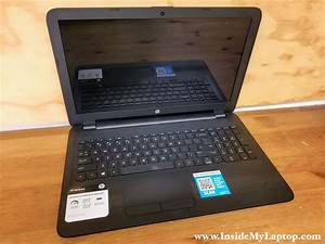 Full Disassembly Of Hp 15 Notebook Pc  U2013 Inside My Laptop