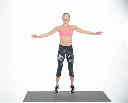 Jumping Jacks Workout