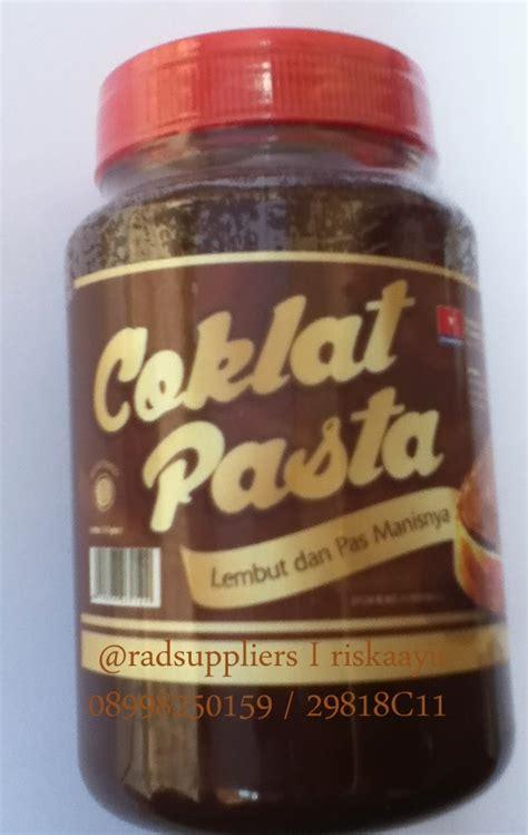 rad supplier food  beverage coklat pasta diamond