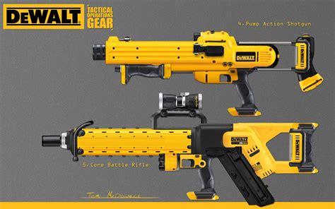 ak nail gun tom mcdowell dewalt guns