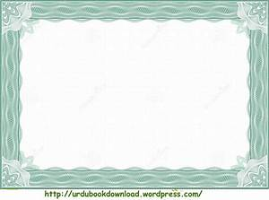 12 Certificate Frame Vector Images - Free Vector ...