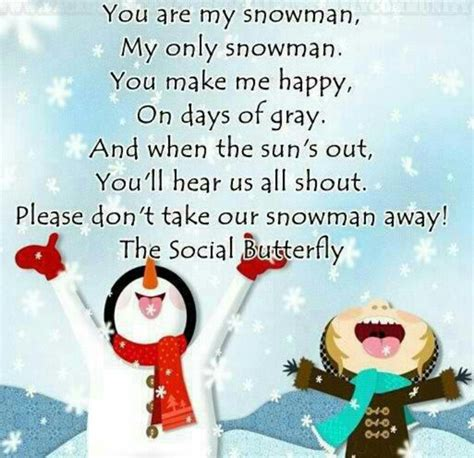 248 best images about snowman ideas on 121 | c5d02b75ed859ac70d6a2b8c534356fc preschool christmas songs preschool poems