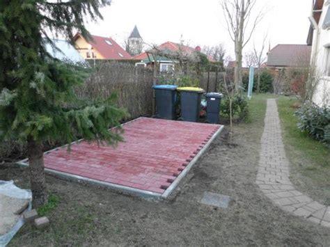 boden für gartenhaus gartenhaus selber bauen kleingarten ideen