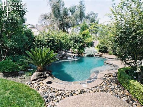 pool landscaping with rocks 1000 images about pool landscaping on pinterest