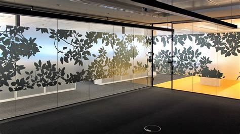 sun super office fitout environmental graphics  surfacegroupcomau mirror finish glazing