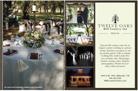 intimate wedding elopement package  hill country