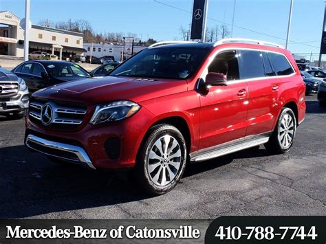 Though we have thousands of other vehicles available right now. 2019 Mercedes-Benz GLS 450 For Sale in Baltimore MD | Mercedes-Benz of Catonsville