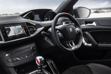 peugeot interior new peugeot 308 gti by peugeot sport discover the