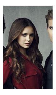 Damon Salvatore Is Wearing Black Coat Stefan Salvatore ...
