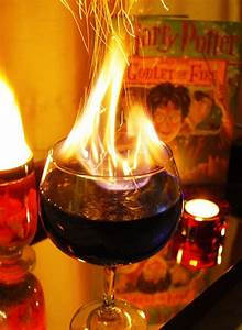Here39s How To Make A Flaming Goblet Of Fire Cocktail