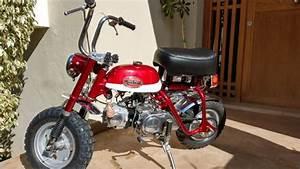 Honda - Z50 - 50 Cc - 1971
