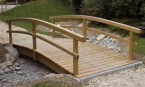 Brücke Für Gartenteich : gropper holz im garten ~ Whattoseeinmadrid.com Haus und Dekorationen