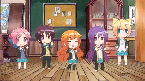 gj bu chuutou bu  anime shelf