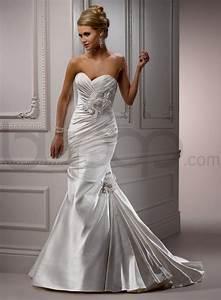 satin sweetheart mermaid wedding dress naf dresses With satin mermaid wedding dress