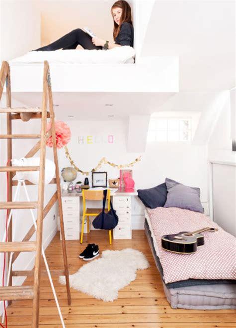 comment ranger sa chambre de fille comment ranger sa chambre d ado un lit surlev truff de