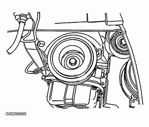 2004 Chevrolet Aveo Serpentine Belt Routing And Timing