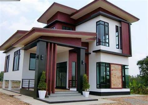 desain rumah minimalis  lantai  terbaru