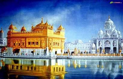 Temple Golden Wallpapers Sahib Harmandir Gosain Resolution