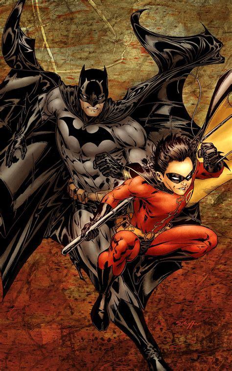 Batman And Robin Wallpaper Abyss Wallpapersafari