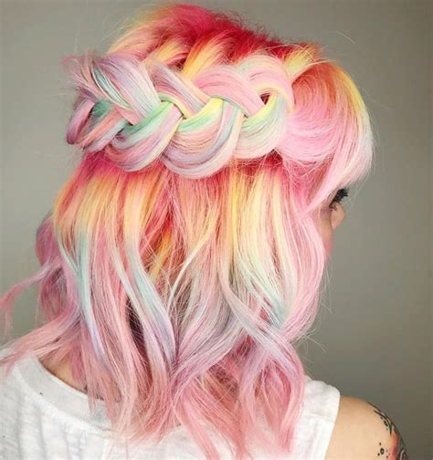 1523 Best Images About Crazy Cool Hair Colors On Pinterest