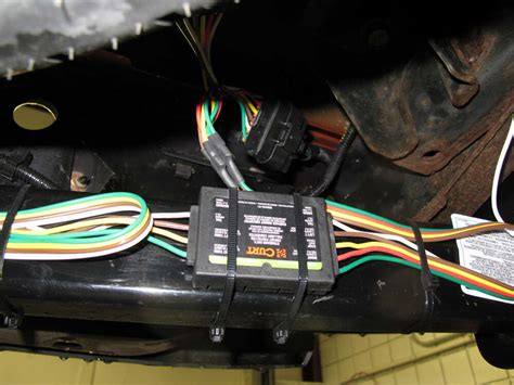 Curt Custom Fit Vehicle Wiring For Chevrolet Colorado