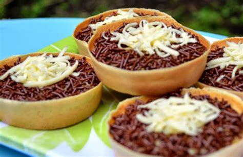 resep   membuat martabak manis mini khas bangka