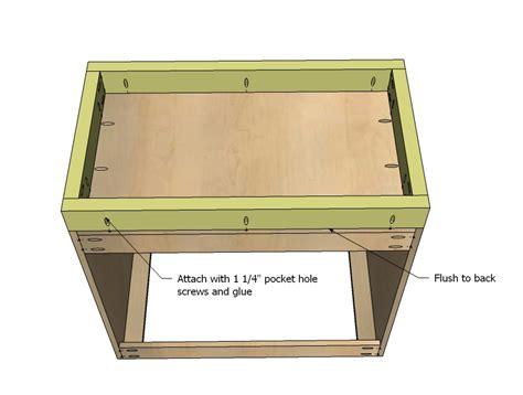 how to make a kitchen sink base cabinet kitchen cabinet sink base woodworking plans woodshop plans