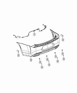 Chrysler 300 Module  Blind Spot Detection  Used For  Right And Left   Blind Spot And