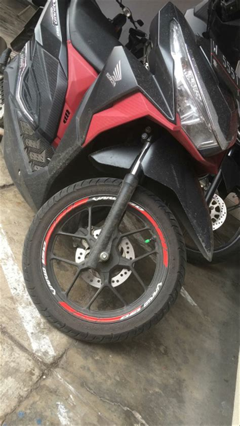 Tdr Ring 14 by Jual Stiker Velg Wheel Stripping Honda Vario Ring 14 Di