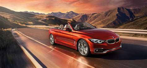 bmw 4 series convertible overview bmw america