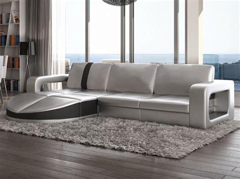 canapé ée 70 sofa rinconero reversible de piel sintetica plateado con