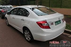 Honda Civic 2014 1 8 E 2 0 Flexone  Impress U00f5es Ao Dirigir  53 Fotos