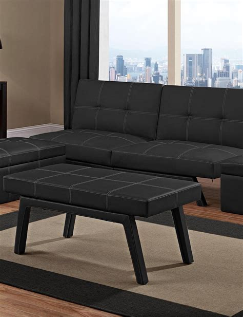 dhp delaney sofa sleeper dhp delaney convertible sofa bed black stage stores