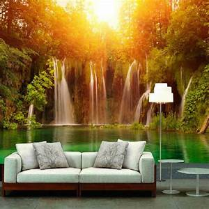 Landscape Wall Murals Wallpaper