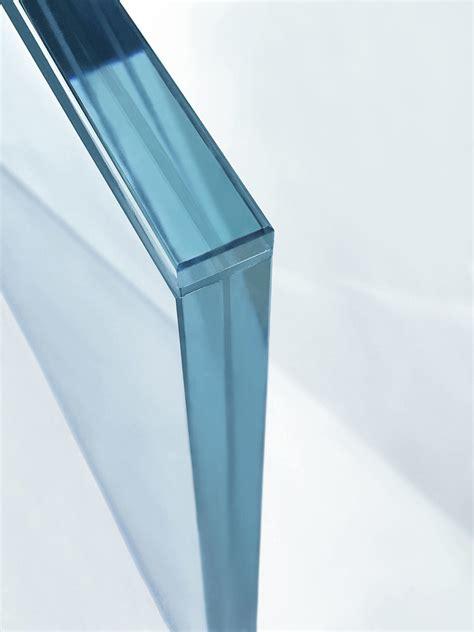Transparenter Kantenschutz Aus Glas transparenter kantenschutz aus glas glas news produkte
