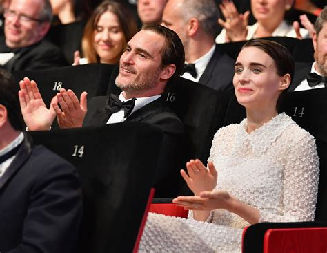 Joaquin phoenix hopes son river will be vegan but won't 'force' in a heartfelt letter for farm sanctuary's mother's day campaign, rooney mara says raising son river. Joaquin Phoenix And Rooney Mara Welcome Baby Boy With A ...
