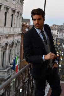 Italian Men Style Suit