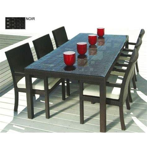 chaises de jardin plastique pas cher table rabattable cuisine chaise plastique jardin pas cher