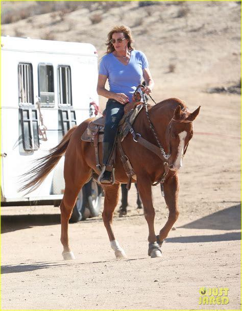 kendall caitlyn jenner  horseback riding  kuwtk