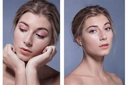 Pastel Winter Palette Warm Makeup Looks Simple