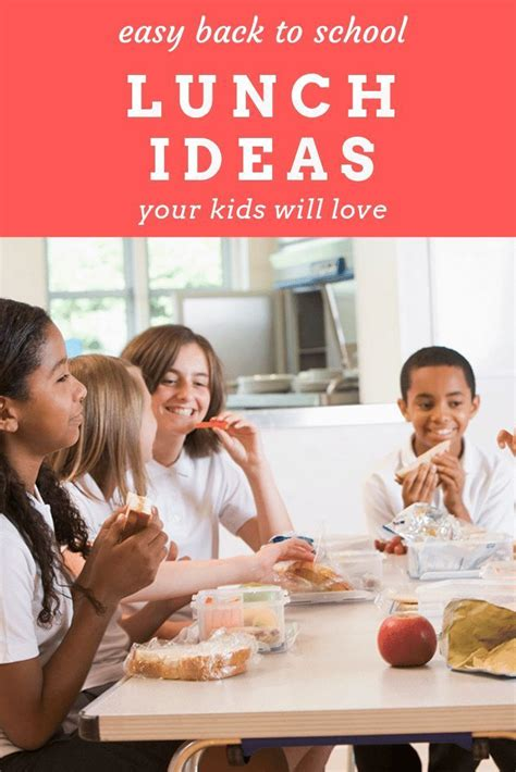 Kristen and her family came up with the idea of 80s salad bar for dinner, and i think it's brilliant. 5 School Lunch Ideas Your Kids Will Love | | Picky eater ...