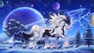 journey   magical world  horses