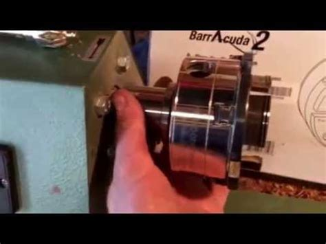 barracuda  wood lathe chuck cscc review   tims